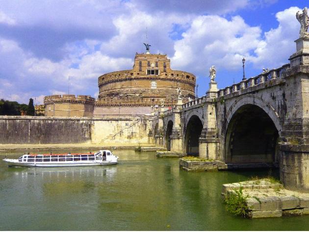 ROMA E NAVIGAZIONE SUL TEVERE